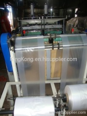 High speed Plastic bag making machine