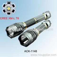 10W Cree XML T6 LED Aluminum Torch ACK-1148