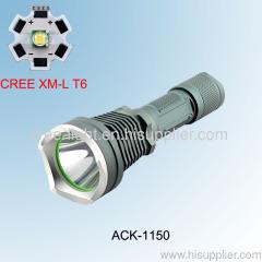 10W Cree XML T6 Mini Aluminum Torch ACK-1150
