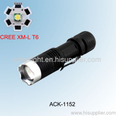 10W 500LM Focus CREE XML T6 Dive LED Torch ACK-1152