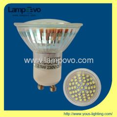 3W LED SPOTLIGHT GU10