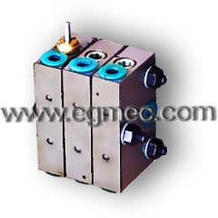 Lincoln Lubrication Divider Blocks
