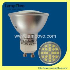 4W GU10 LED SPOTLIGHT 300lm