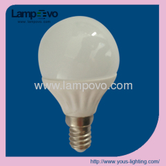 Led bulb lighting 4W E14 SMD3014