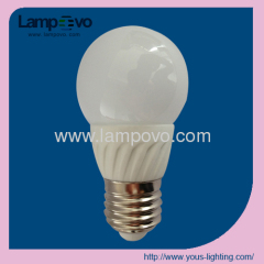 2W E27 LED ROUND BULB LIGHT 200lm