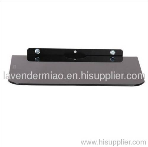 Tempered Glass DVD Shelf