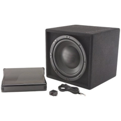 High power single car speaker box