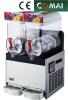 CE single and double tank 15L slush drink machine