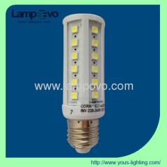 8W E27 LED CORN LIGHT