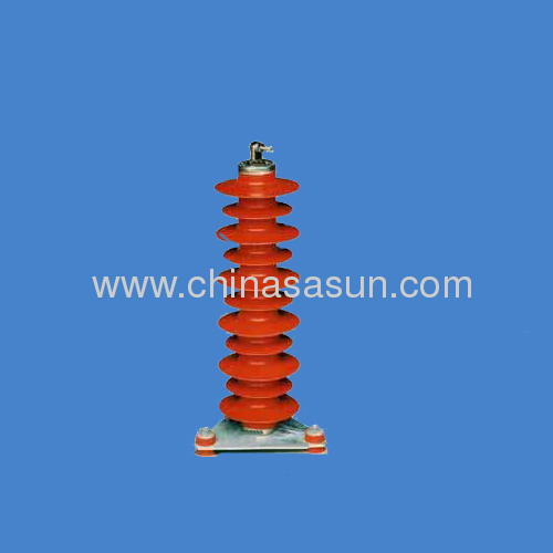 27.5KV post polymer insulator in china