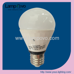 E27 6W Bulb LED Lighting SMD5630