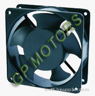 115V and 230V AC Axial Fan with CE certification for telecom