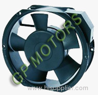 17251 AC Axial Fan with double voltage and low noise