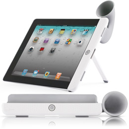 silicone ipad amplifier China factory