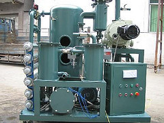 WASTE Lubricating Oil Cleaning System, Lubricating Oil Purifier, Oil Purification Machine