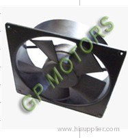 Ball bearing AC Axial Fan with high speed and pretty price