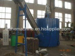PP scrap recycling machine