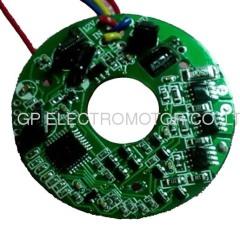 Controllor externos del Rotor Brushless DC Motor 48V para ventilador centrífugo CE y ventilador axial