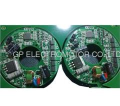 Pfc motor for Brushless dc motor control using digital pwm techniques