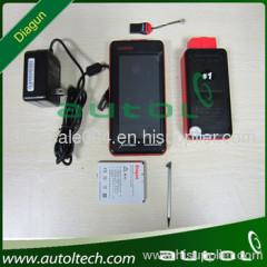 Original launch x431 diagun pda + Bluetooth connector + software