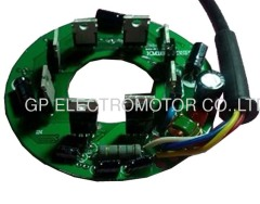 Low-Noise-48V Brushless DC-Lüfter Motor Speed Controller mit Tach Ausgabe