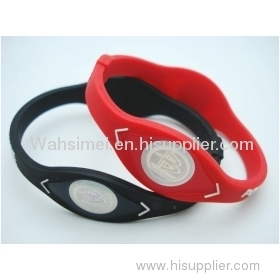 Silicone Power Wristbands wholesale