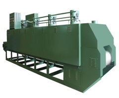 CONTINUOUS HOT-WIND TEMPERING FURNACES