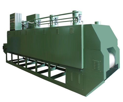CONTINUOUS HOT WIND TEMPERING FURNACES
