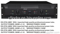 Post power amplifier