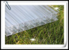 12mm triple wall polycarbonate hollow sheet for roofing