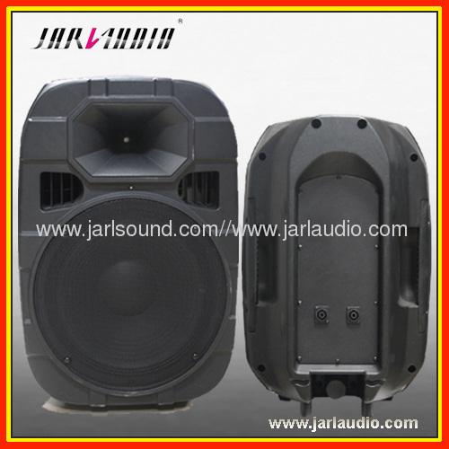Portable Plastic Moled Cabinet Speaker Box