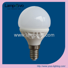 LED bulb lighting E14 4W G45 SMD2835 led lamp