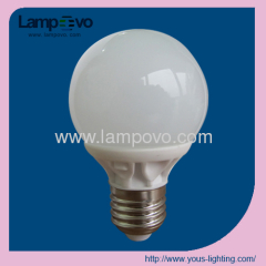 5W LED BULB LIGHT E27 500lm Ceramic housing
