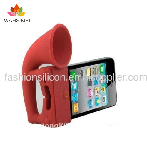 iphone horn stand for phone