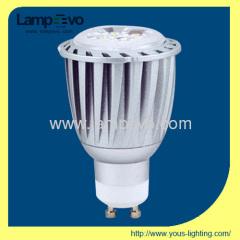 5W 4*1W LED GU10 Base HIGH POWER SPOTLIGHT