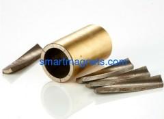 Neodymium magnet rotation motor