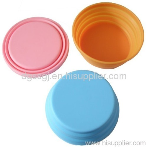 durable silicon food grade bowl / steamers