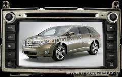 Toyota Venza car dvd player