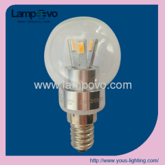 LED BULB LIGHT 4W E14