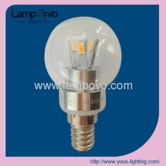 LED BULB LIGHT 4W E14
