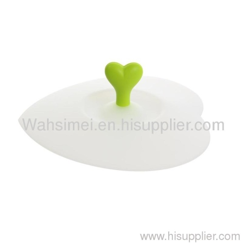High quality silicone cup lids for saucers