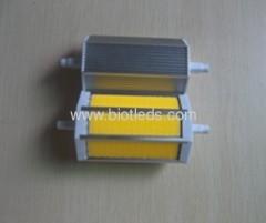 8W COB led light smd lamps 3pcs COB led bulbsR7S base