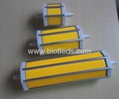 15W COB led light smd lamps 3pcs COB led bulbsR7S base