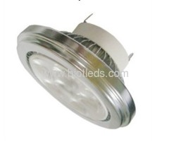 High power led light 6X2W AR111 base led light