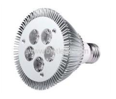 LED par light 5PCS 1W-2 high power par light E27 base