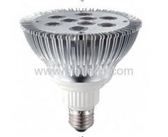 LED par light 9PCS 1W high power par light E27 base
