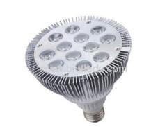 LED par light 12PCS 1W high power par light E27 base