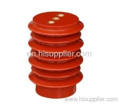 Epoxy resin casting supporting insulator ZN8-12Q/Φ100*140(150)mm
