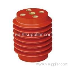 Cylindrical epoxy resin insulator ZN8-12Q/Φ115*135(140)mm