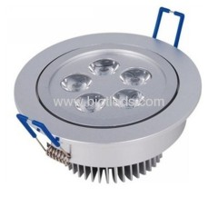 Led ceiling light 5W high power led downlight LED downlight